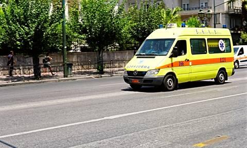 Ανήλικος έπεσε σε φωταγωγό πολυκατοικίας στο κέντρο της Αθήνας