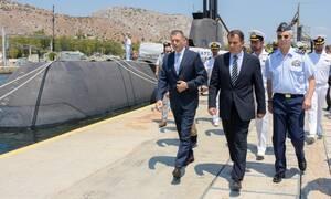Παναγιωτόπουλος σε Τουρκία: Αν κάνετε έρευνες στο Καστελλόριζο θα αντιδράσουμε
