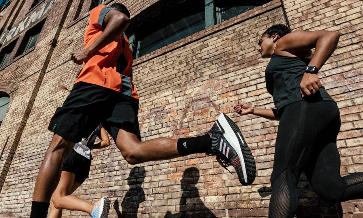 «Feel The Boost» με το νέο επαναστατικό μοντέλο της adidas