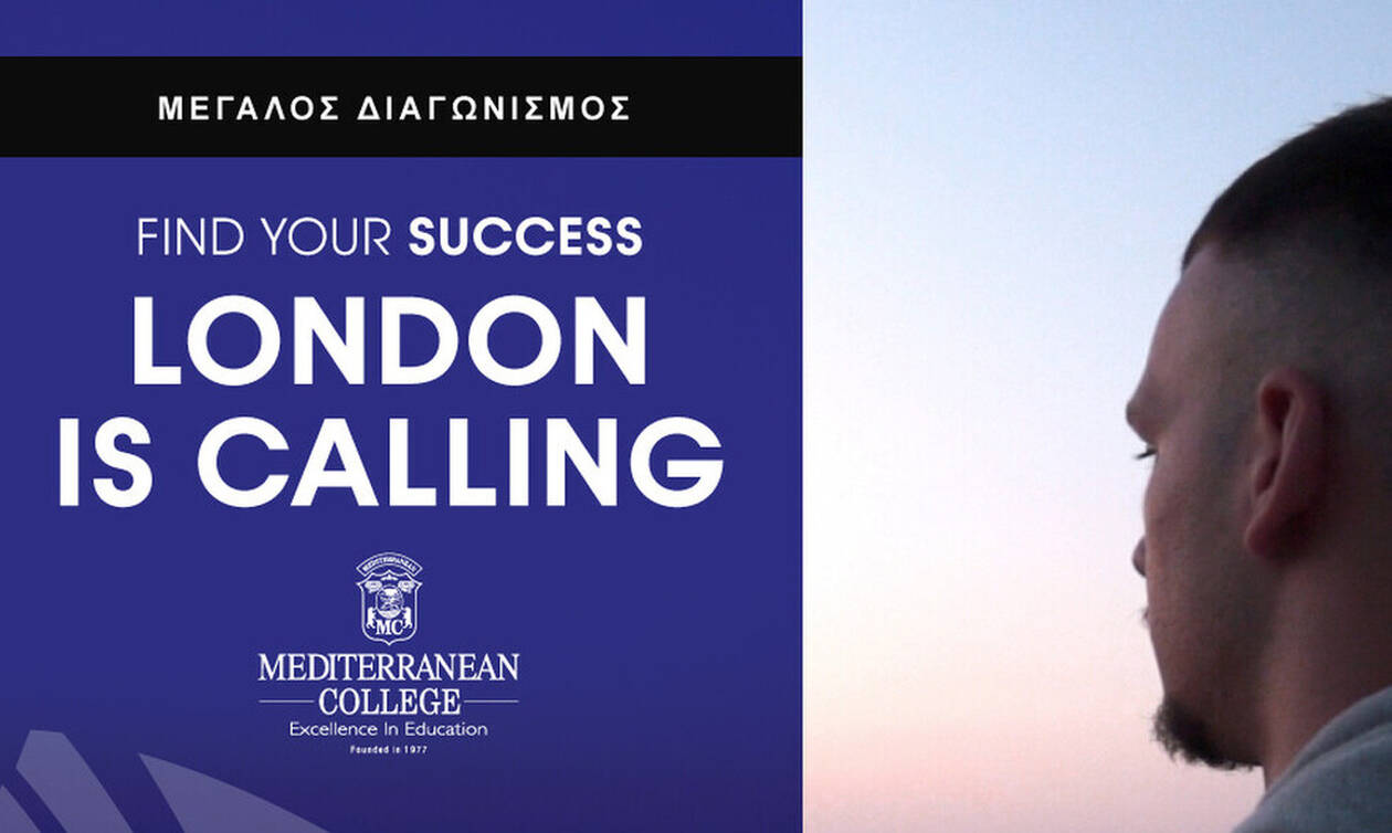 Redefine Success. London Is Calling You!