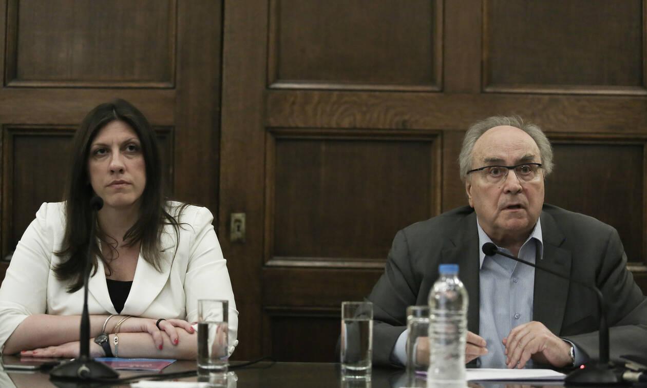 Νίκος και Ζωή Κωνσταντοπούλου: Πράξη καθήκοντος και ευσυνείδητης λειτουργίας