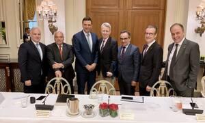 Υπουργείο Υγείας – Ελληνοαμερικανικό Επιμελητήριο: Κλειστή συνάντηση για επενδύσεις στην Υγεία