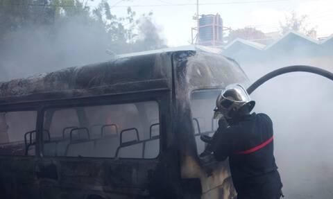 Τραγωδία στην Τουρκία: Πέντε νεκροί από πυρκαγιά σε λεωφορείο