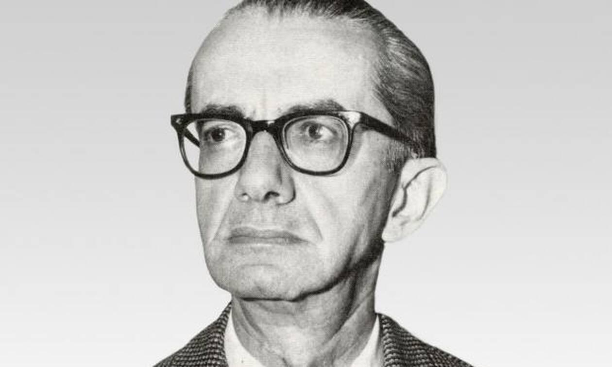 Σαν σήμερα το 1979 πεθαίνει ο Άγγελος Τερζάκης