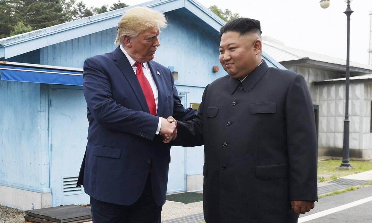 Τραμπ για τις δοκιμές της Β. Κορέας: Ο Κιμ δεν θέλει να με απογοητεύσει…γιατί θα χάσει πολλά