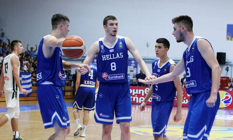 Ευρωμπάσκετ U18: Ώρα… μεταλλίου για την Εθνική Εφήβων