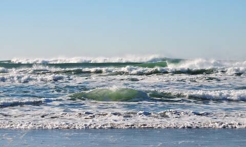 Πάτρα: Δεν πίστευαν στα μάτια τους με αυτό που είδαν στη θάλασσα (pics)