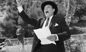 Λάμπρος Κωνσταντάρας: Ο μπαμπάς του ελληνικού κινηματογράφου (vids)