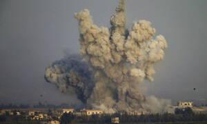 Συρία: 31 νεκροί από έκρηξη πυρομαχικών σε στρατιωτικό αεροδρόμιο στην επαρχία Χομς