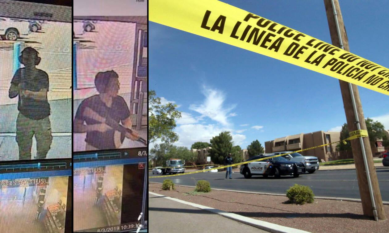 Μακελειό στο Τέξας: «Έγκλημα μίσους» στο Ελ Πάσο με 20 νεκρούς και 26 τραυματίες (pics+vid)