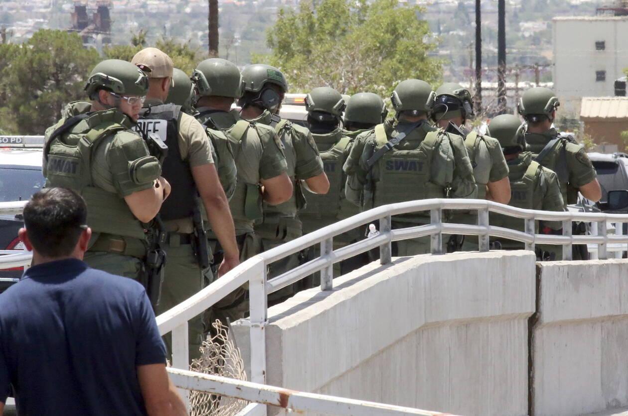 Μακελειό στο Τέξας: «Έγκλημα μίσους» στο Ελ Πάσο με 20 νεκρούς και 26 τραυματίες 6