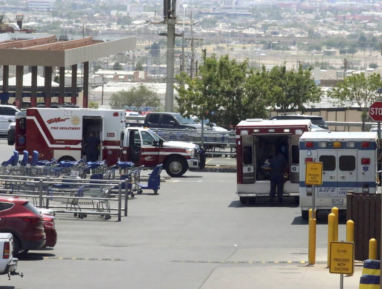 Μακελειό στο Τέξας: «Έγκλημα μίσους» στο Ελ Πάσο με 20 νεκρούς και 26 τραυματίες 7