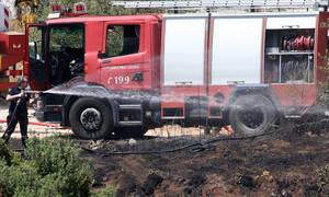 Φωτιά ΤΩΡΑ: Πυρκαγιά σε πέντε μέτωπα μεταξύ Αμφίκλειας και Τιθορέας