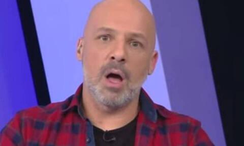 Νίκος Μουτσινάς: Τέλος το «Για την παρέα» στον ΣΚΑΪ