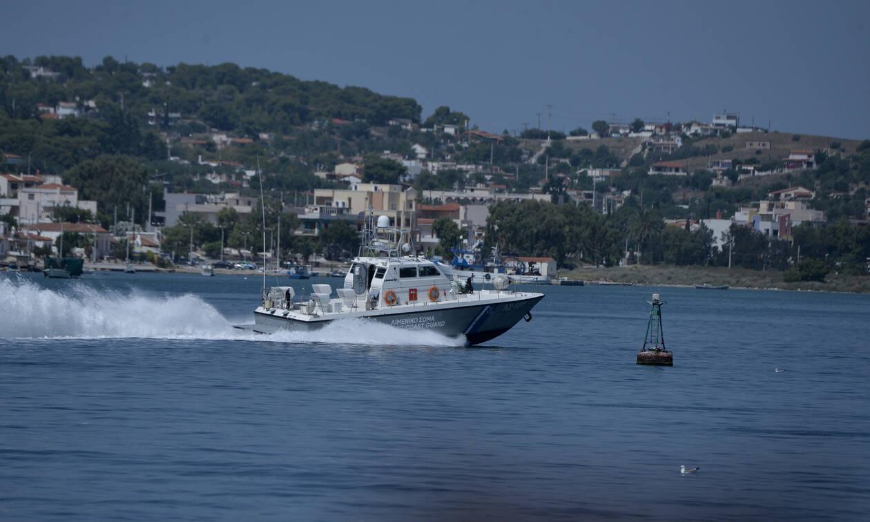 Σύγκρουση flying cat με θαλάσσιο ταξί στην Ύδρα – Ένας τραυματίας