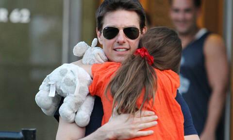 Δήλωση σοκ: Ο Tom Cruise πιστεύει πως η Suri δεν είναι κόρη του