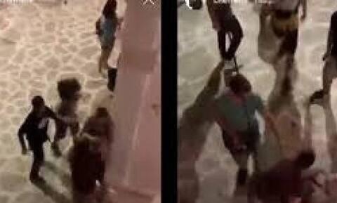 Αστυνομικός για τον ξυλοδαρμό στην Αντίπαρο: «Φοβήθηκα για τη ζωή μου»