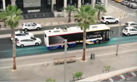 Εικόνες από το μέλλον: Ηλεκτρικά οχήματα θα «φορτίζουν» ενώ κινούνται στον δρόμο