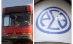 ΟΑΣΘ: Αυτή είναι η αλήθεια για το λεωφορείο που κρεμόταν στο κενό και το πρόβλημα με τα φρένα