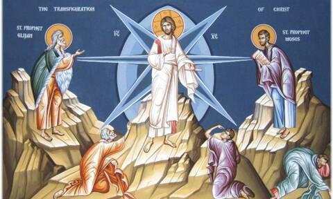 6 Αυγούστου: Η Μεταμόρφωση του Σωτήρος - Μεγάλη γιορτή σήμερα για την Ορθοδοξία (pics-vid)