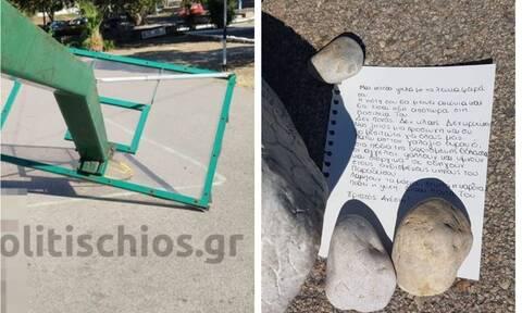 Τραγωδία στη Χίο: «Μας κοιτάς από ψηλά με τα λευκά φτερά σου» - Σπαραγμός για τον 19χρονο Σταύρο