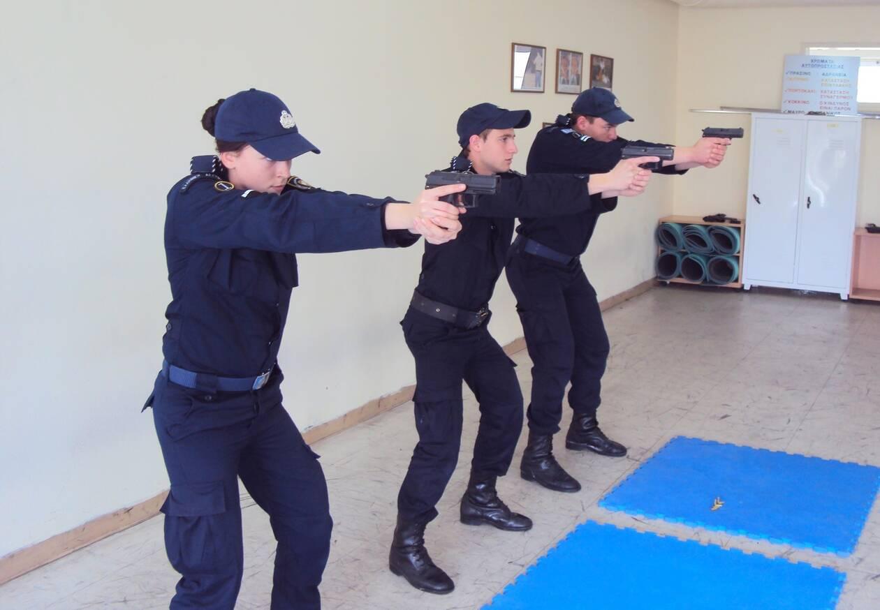 Προσλήψεις στην Σχολή Αστυφυλάκων - Μέχρι πότε μπορείτε να κάνετε αίτηση