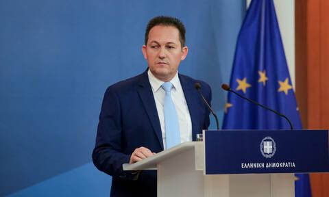 Πέτσας: Γιατί ο Μητσοτάκης διατήρησε το γραφείο πρωθυπουργού στη Θεσσαλονίκη