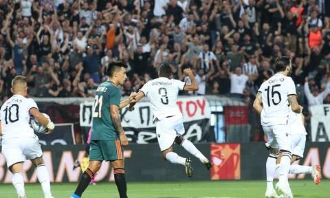 ΠΑΟΚ-Άγιαξ 2-1: Τα γκολ της ανατροπής από Άκπομ και Μάτος (videos+photos)