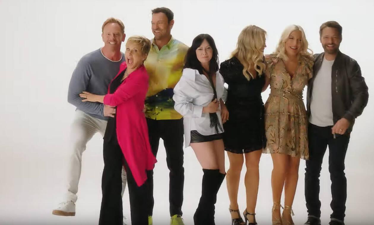 Beverly Hills 90210: Αναμονή τέλος - Αυτοί είναι οι τίτλοι αρχής της σειράς (video)
