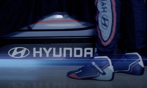 Η Hyundai Motorsport εξελίσσει ηλεκτρικό αγωνιστικό