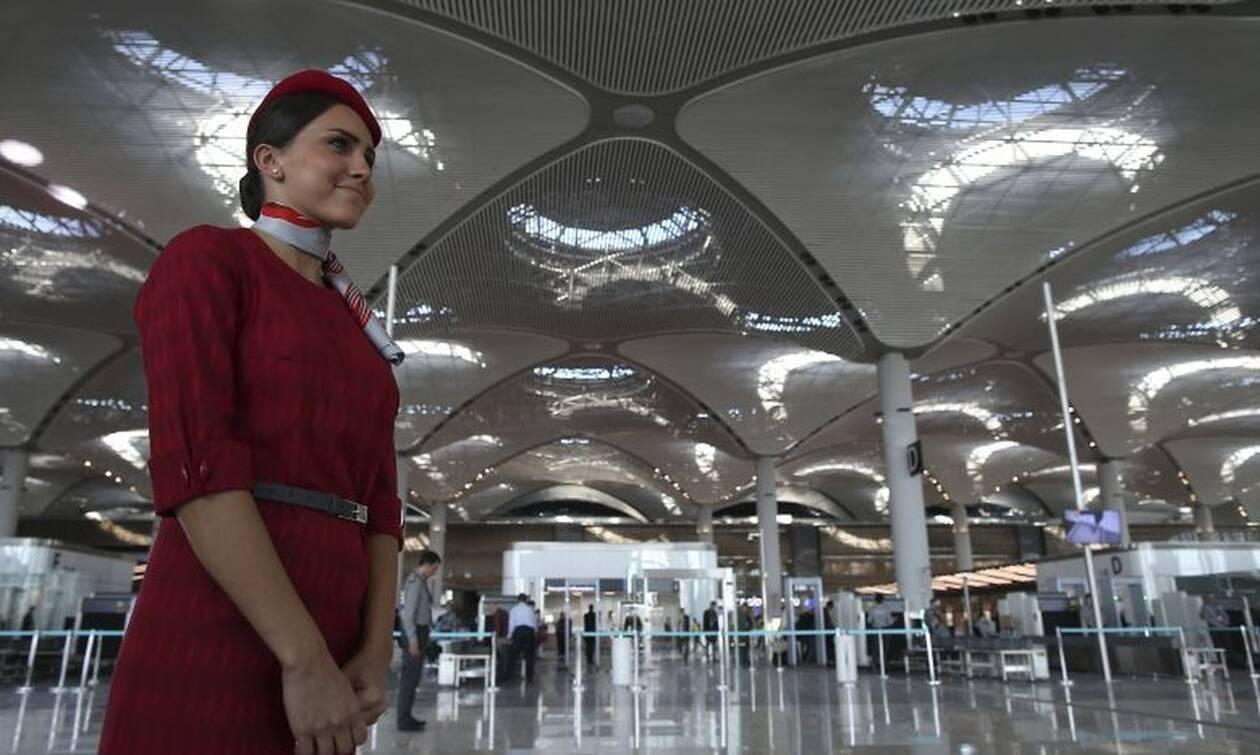 To νέο αεροδρόμιο της Κωνσταντινούπολης είναι «παλάτι» - Τι ετοιμάζει ο Ερντογάν μέχρι το 2028