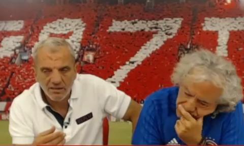Μεθυσμένη τηλεθεάτρια καλεί τον Τσουκαλά και εκείνος χτυπά το κεφάλι του! (video)