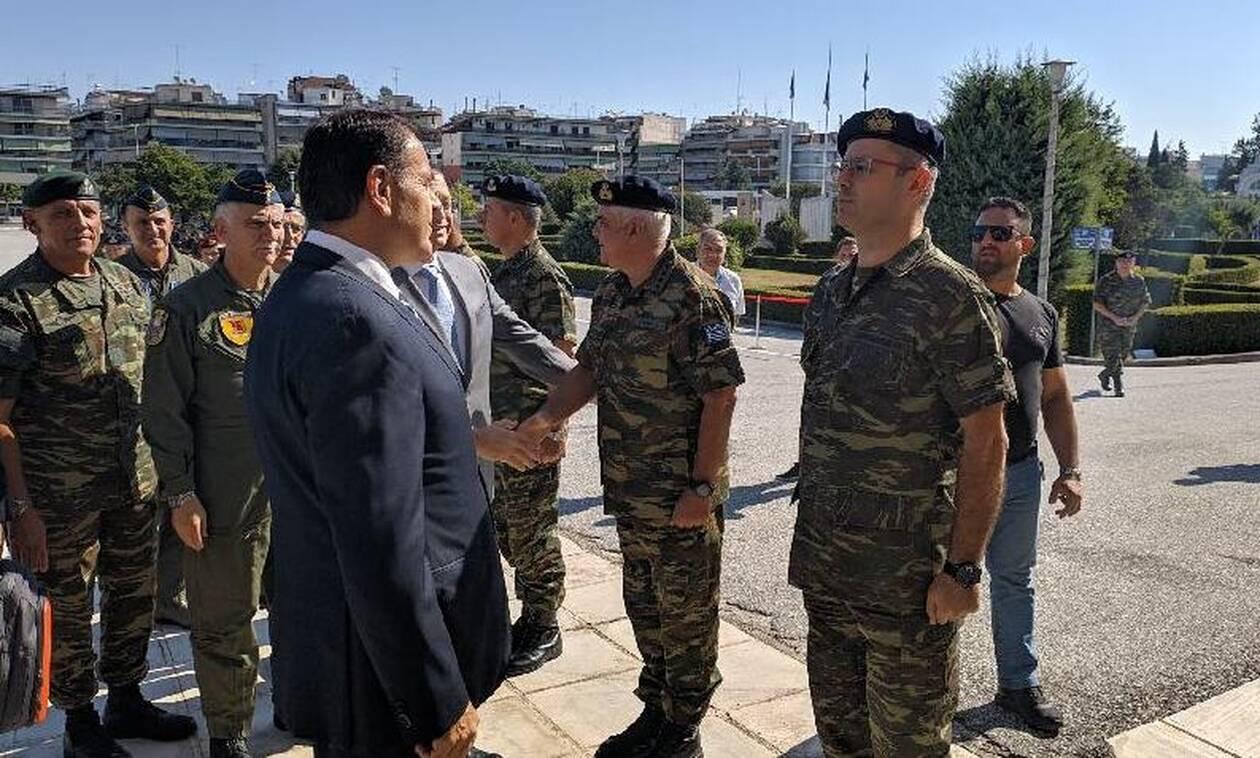 Μήνυμα ΥΕΘΑ στην Τουρκία: «Ισχυρές οι Ένοπλες Δυνάμεις, με τρομακτική ασφάλεια προστασίας»