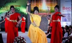 ΔΕΘ 2019: Με φόντο Θεσσαλονίκης τα ινδικά καλλιστεία «Mrs India Worldwide 2019»