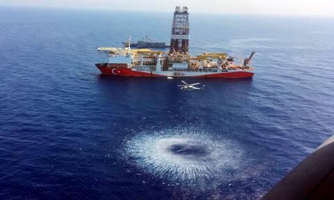 Η Τουρκία στέλνει κι άλλα πλοία για γεωτρήσεις στην Ανατολική Μεσόγειο