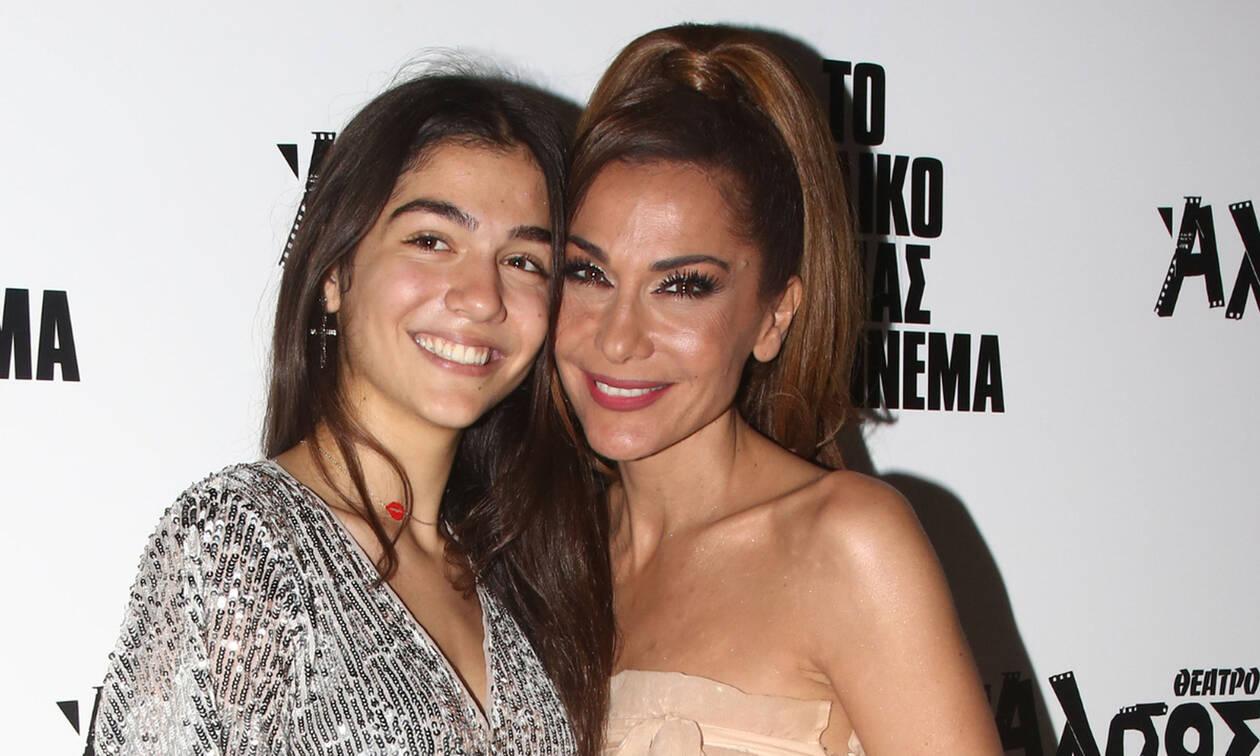Μελίνα Νικολαΐδη: Η κόρη της Βανδή έχει απίστευτο κορμί- Η πρώτη φωτό με μαγιό (photos)