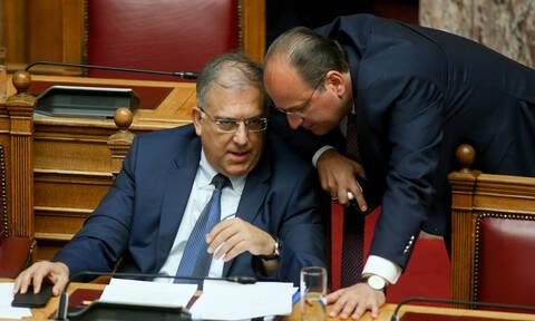 Βουλή: Νέα αντιπαράθεση κυβέρνησης - αντιπολίτευσης για το διυπουργικό
