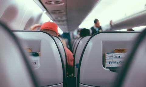 Πανικός σε πτήση από το Ηράκλειο - Δείτε τι συνέβη