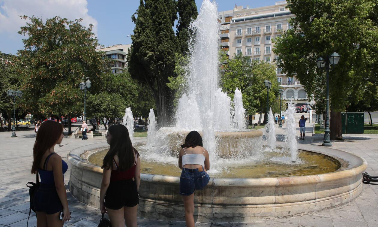 Καιρός - Η ΕΜΥ προειδοποιεί: Καύσωνας θα «σαρώσει» την Ελλάδα – Αυτές οι περιοχές θα «ψηθούν»