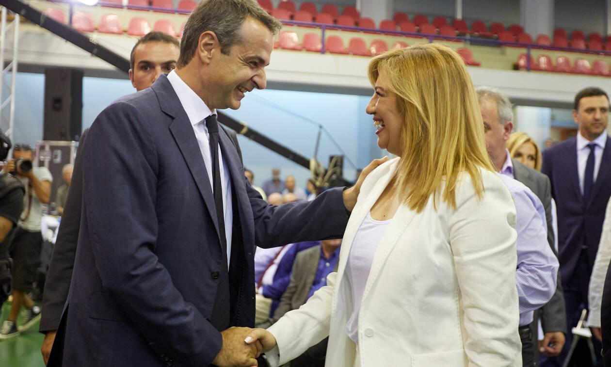 Τηλεφωνική επικοινωνία Μητσοτάκη - Γεννηματά: Τι είπε στον πρωθυπουργό η πρόεδρος του ΚΙΝΑΛ
