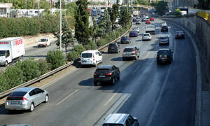 ΠΡΟΣΟΧΗ: Κυκλοφοριακές ρυθμίσεις στην Αθηνών-Λαμίας