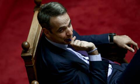 FT: «Πρώτη πολιτική δοκιμασία» για τον Κυριάκο Μητσοτάκη, η αντικατάσταση της Θάνου