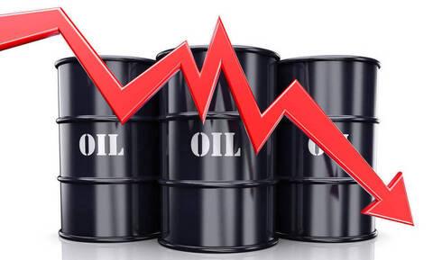 «Βουλιάζει» η τιμή του πετρελαίου - Σημείωσε νέα μεγάλη πτώση