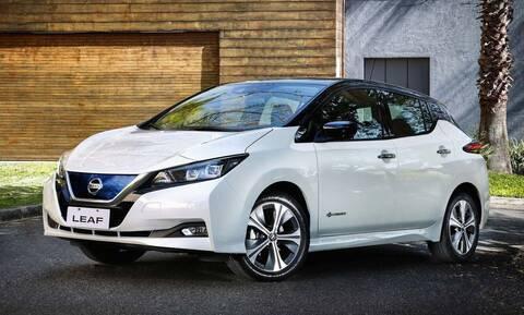 Το Nissan Leaf απέσπασε την κορυφαία «πράσινη» βαθμολογία από το Green NCAP