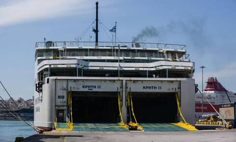 Ταλαιπωρία για εκατοντάδες επιβάτες - Μηχανική βλάβη εν πλω για το «ΚΡΗΤΗ ΙΙ» με 679 επιβάτες