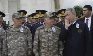 Λεονταρισμοί Ακάρ από τα κατεχόμενα: «Μην δοκιμάσετε την ισχύ μας στην Κύπρο»