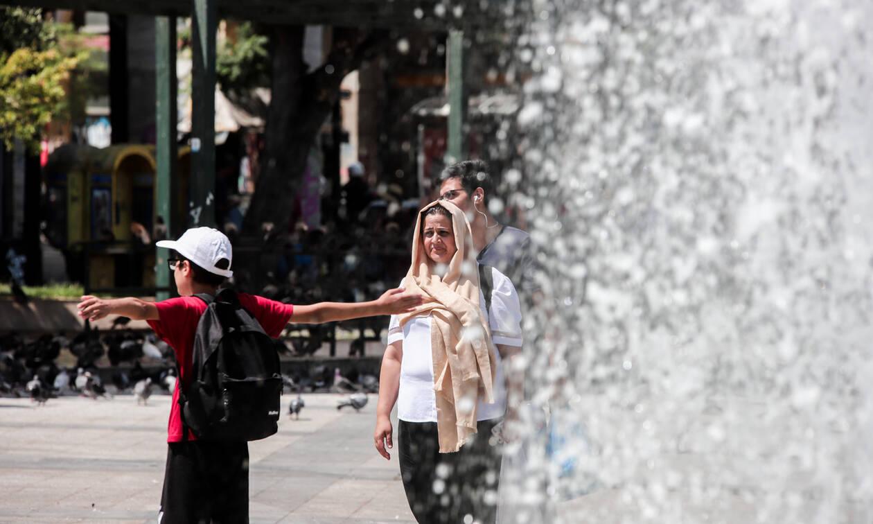 Καιρός: Αφρικανική «κόλαση» στην Ελλάδα - Δείτε τι έρχεται τις επόμενες ώρες