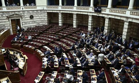Βουλή: Υπερψηφίστηκε η κατάργηση του πανεπιστημιακού ασύλου