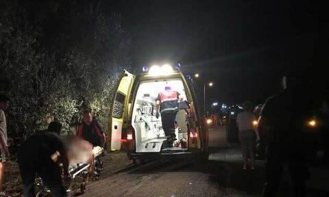Λαμία: Αυτοκίνητο παρέσυρε ανήλικους - Σοβαρά τραυματισμένος 15χρονος