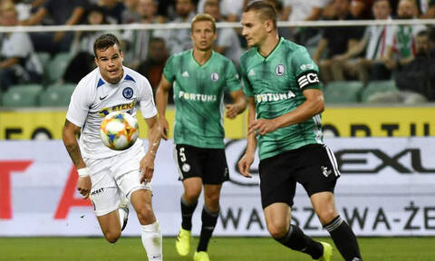 Λέγκια-Ατρόμητος 0-0: Άντεξε και ελπίζει στο Περιστέρι! (photos)